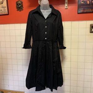 NWOT Pleated Dress